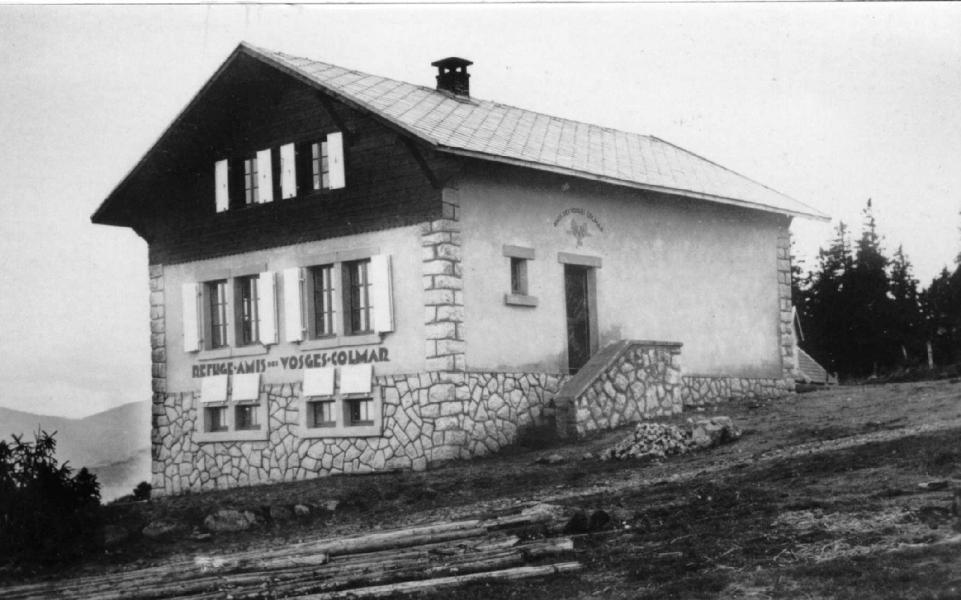 le chalet en 1930
