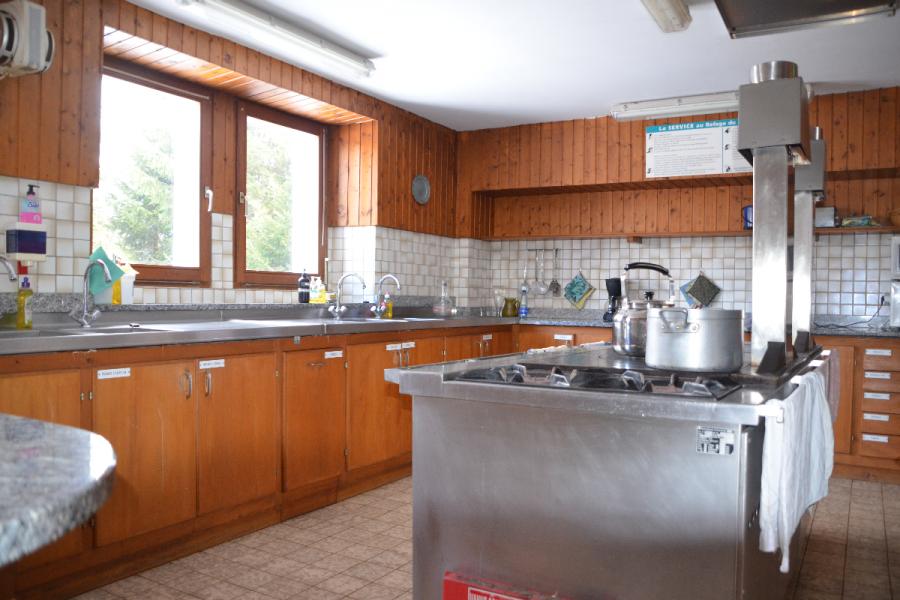 La cuisine et ses fonctionnalités