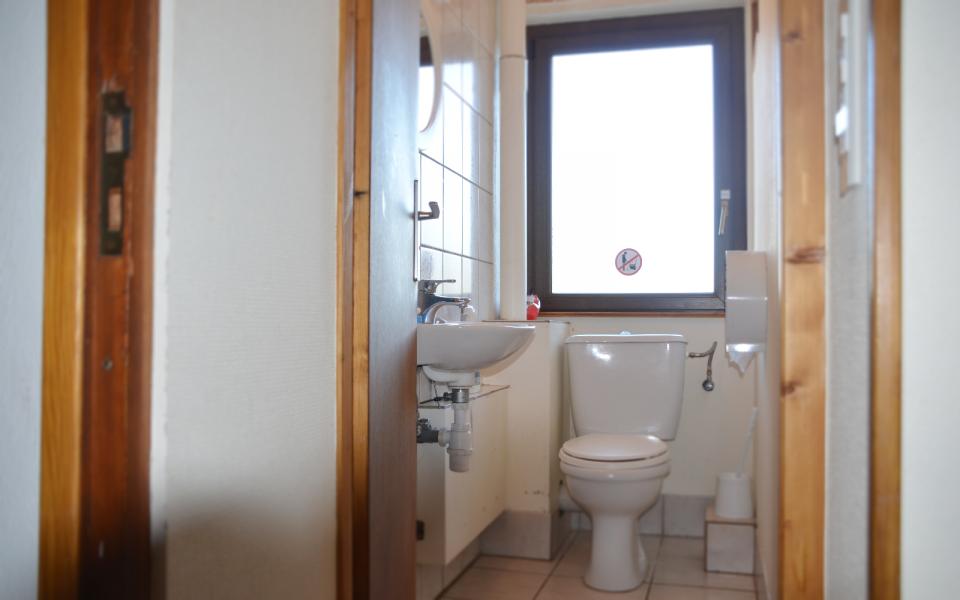 WC niveau dortoir