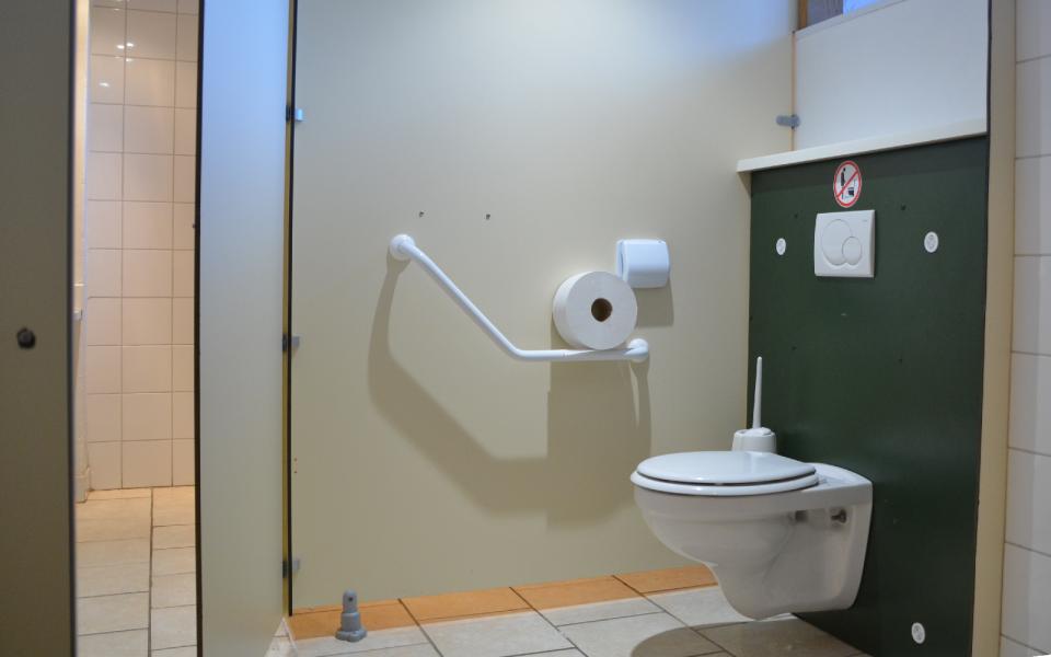 WC sous sol