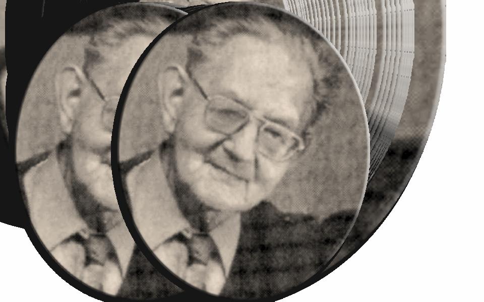 Robert Wanner, président fondateur des Amis des Vosges